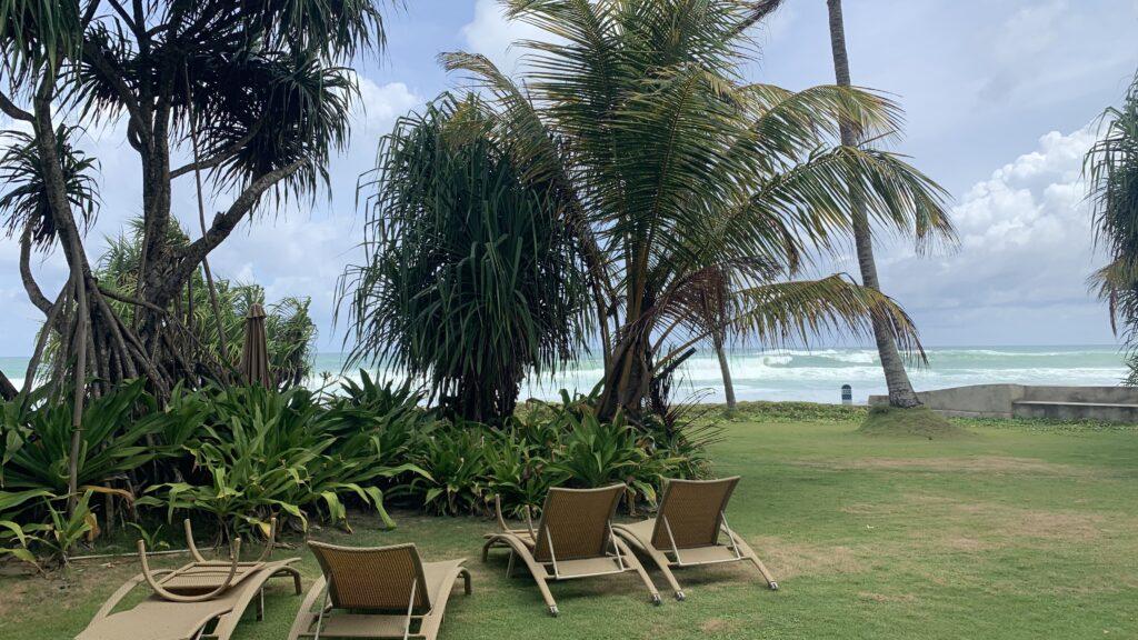 The Fortress Sri Lanka Garten Mit Liegen