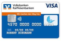 Payback Visa Kreditkartenabrechnung