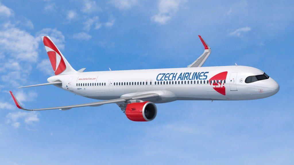 A321XLR CZECH AIRLINES
