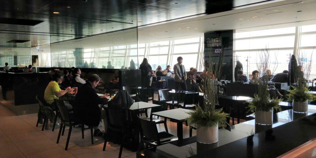 ANA Lounge Tokio Haneda 110