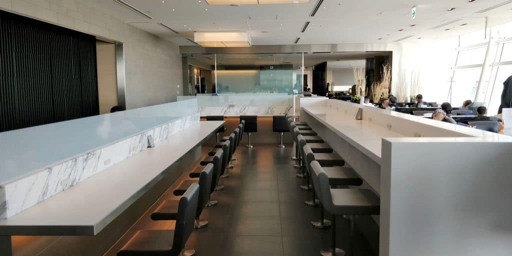 ANA Lounge Tokio Haneda 110 3