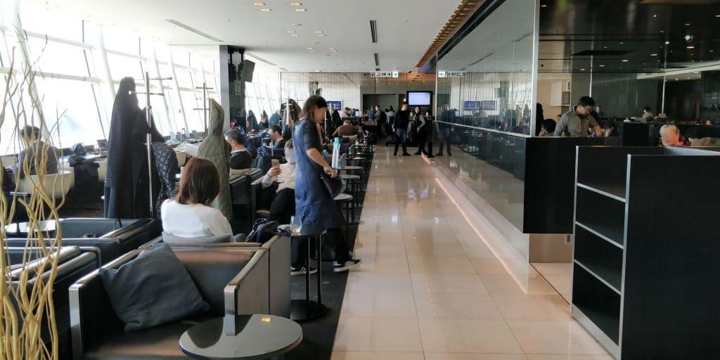 ANA Lounge Tokio Haneda 110 4