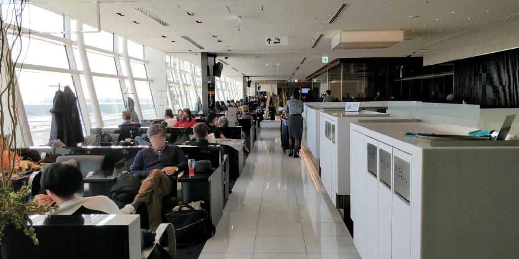 ANA Lounge Tokio Haneda 110 7