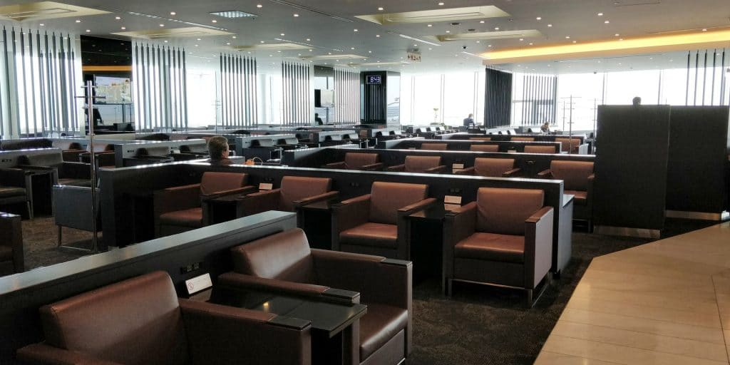 ANA Lounge Tokio Haneda 114