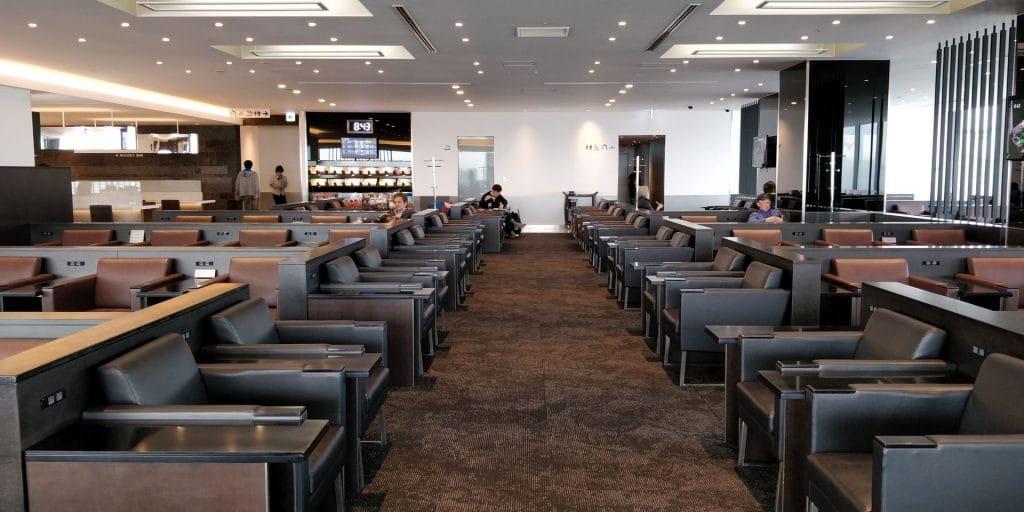 ANA Lounge Tokio Haneda 114 2