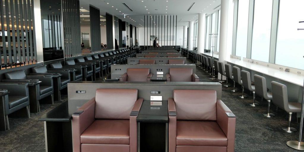 ANA Lounge Tokio Haneda 114 4