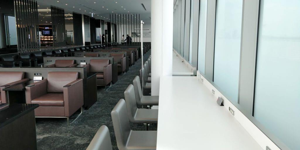 ANA Lounge Tokio Haneda 114 5
