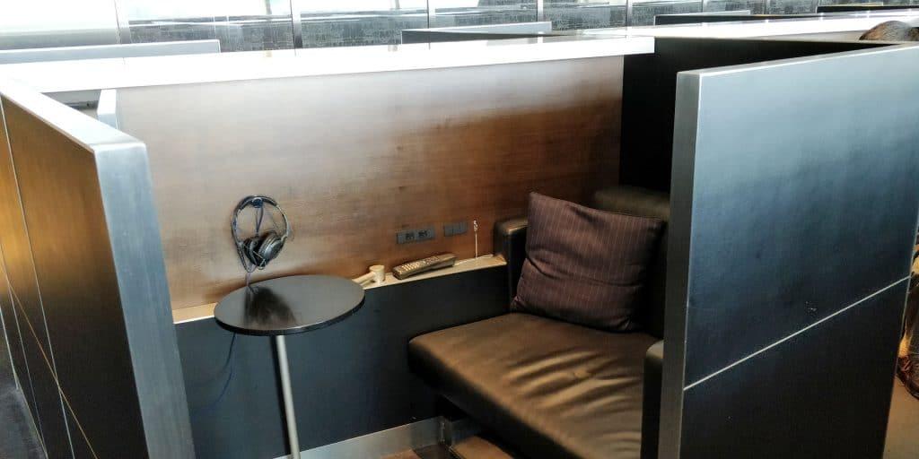 ANA Suite Lounge Tokio Haneda 110 Layout 3
