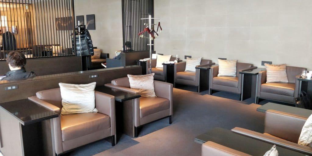 ANA Suite Lounge Tokio Haneda 110 Layout 5
