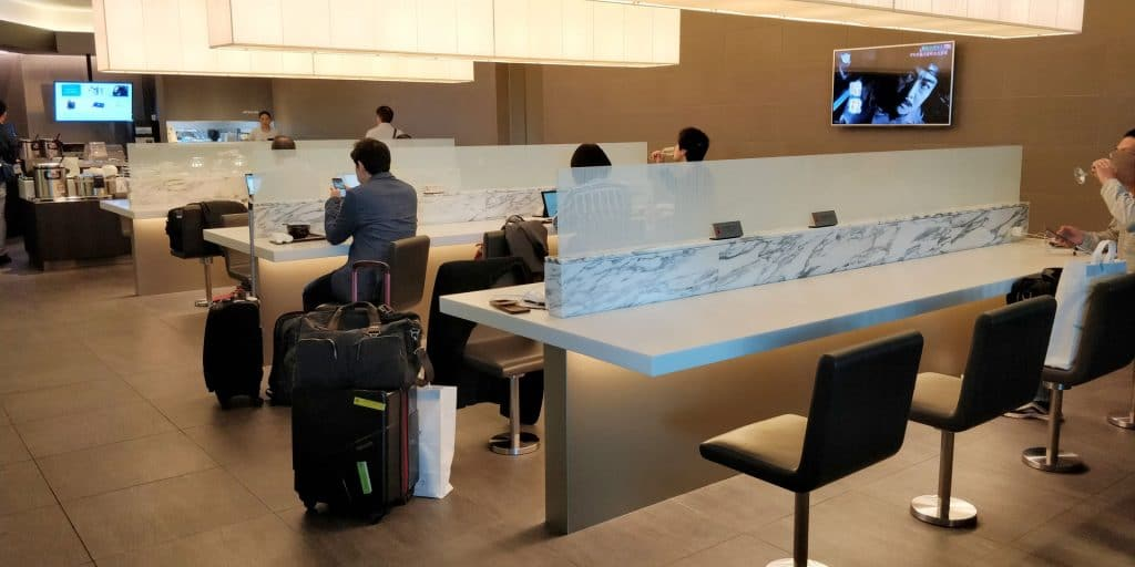 ANA Suite Lounge Tokio Haneda 110 Layout 6