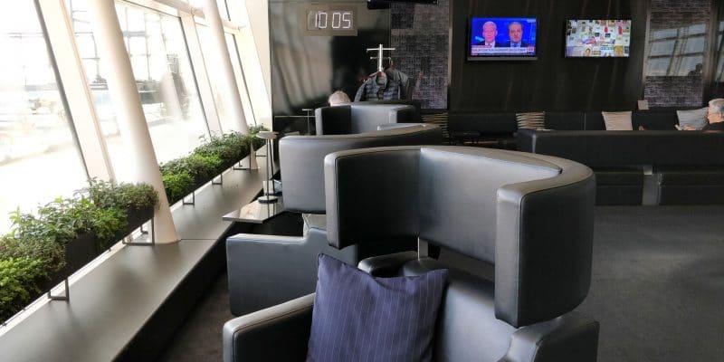 ANA Suite Lounge Tokio Haneda 110 Layout