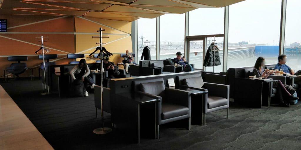 ANA Suite Lounge Tokio Haneda 114