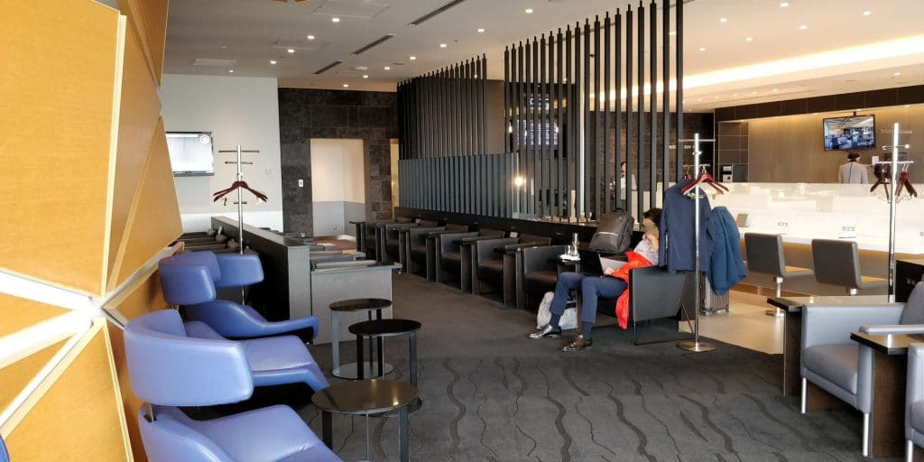 ANA Suite Lounge Tokio Haneda 114 2