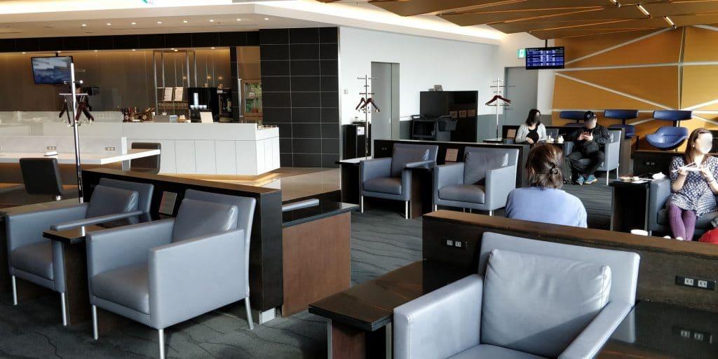ANA Suite Lounge Tokio Haneda 114 3