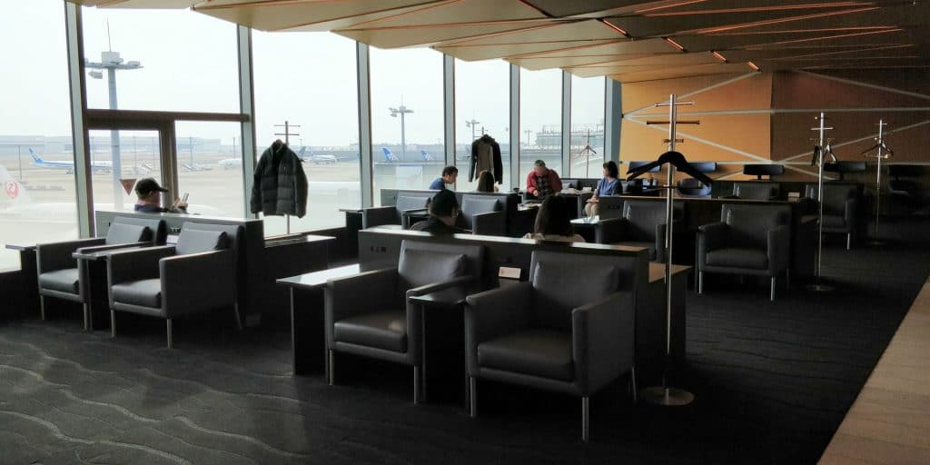 ANA Suite Lounge Tokio Haneda 114 5
