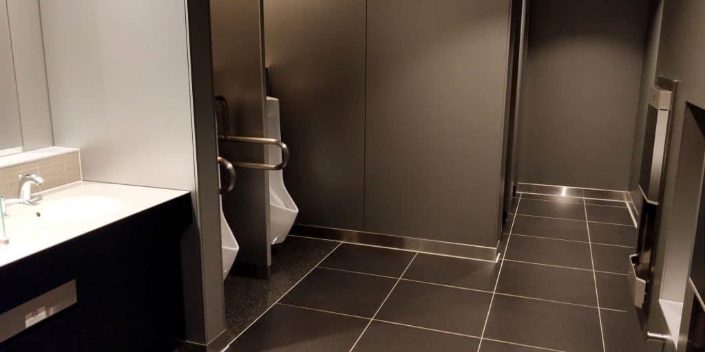 ANA Suite Lounge Tokio Haneda 114 Toiletten