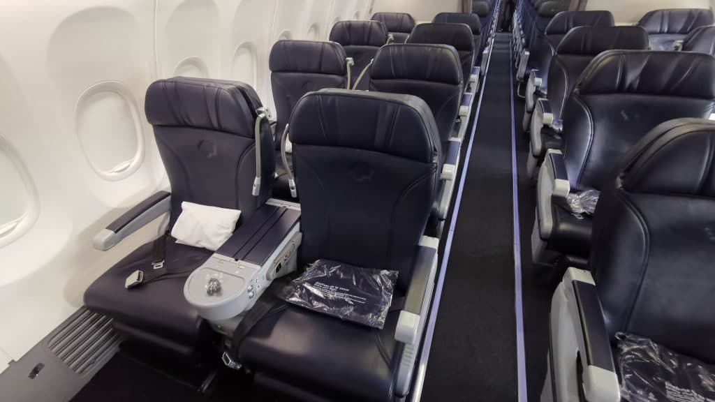 AeroMexico Domestic First Class