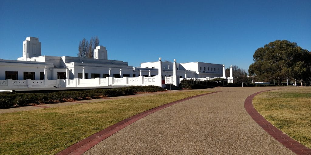 Canberra Old Parliament 2