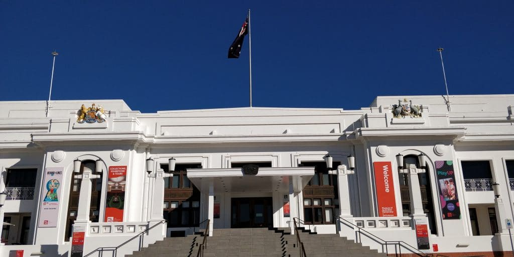 Canberra Old Parliament 3