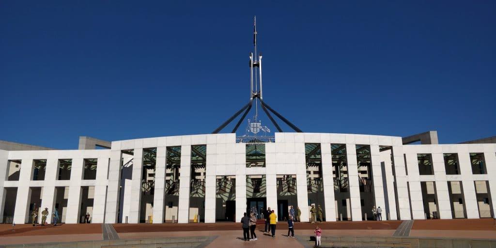 Canberra Parlament