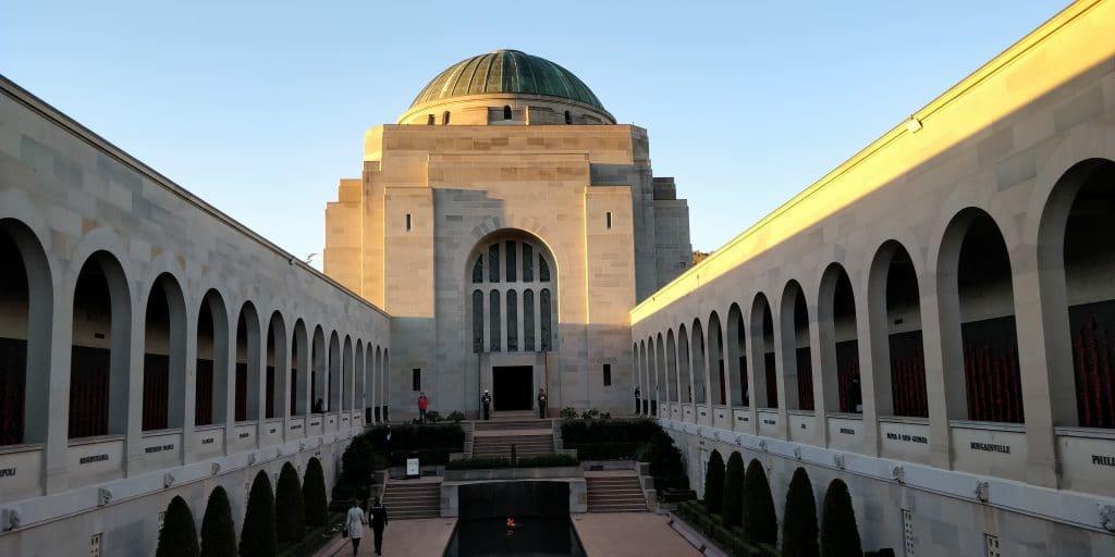 Canberra War Memorial 2