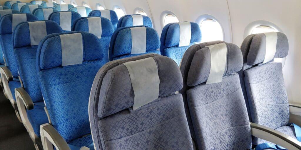 Cathay Dragon Economy Class Sitze