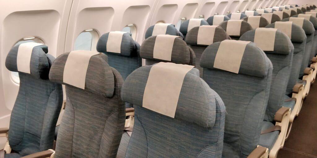 Cathay Dragon Economy Class Sitze 7