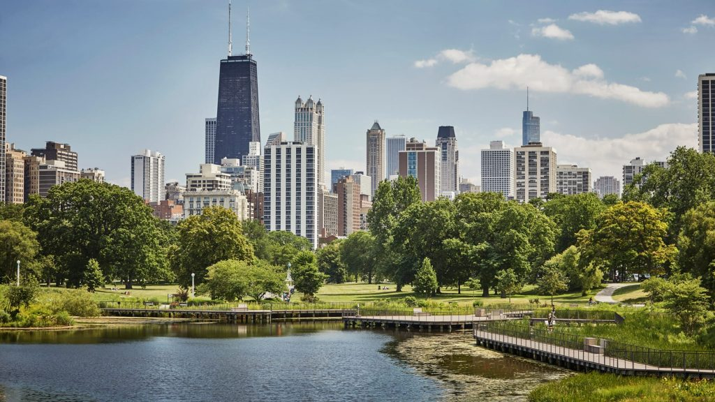 Chicago Four Seasons Outside