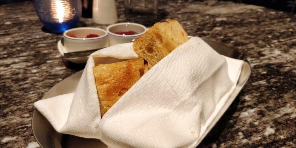 Conrad Hangzhou Abendessen