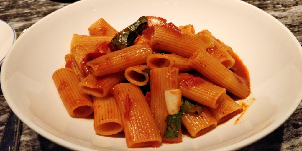 Conrad Hangzhou Abendessen 4