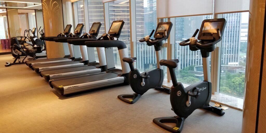 Conrad Hangzhou Fitness 2