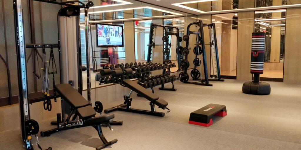 Conrad Hangzhou Fitness 3