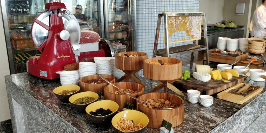 Conrad Hangzhou Frühstück 2