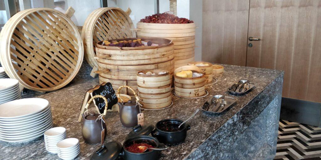 Conrad Hangzhou Frühstück 3