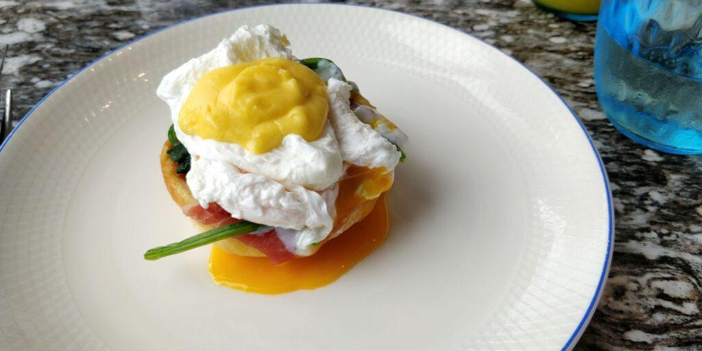 Conrad Hangzhou Frühstück 8