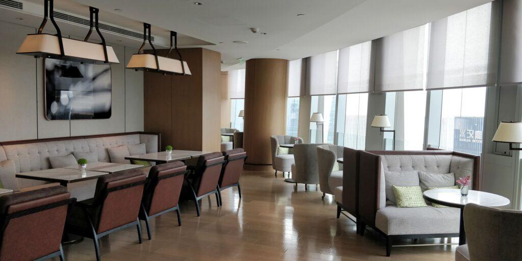 Conrad Hangzhou Lounge 2