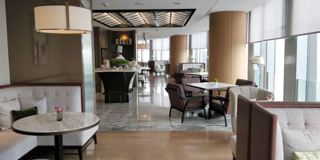 Conrad Hangzhou Lounge 3