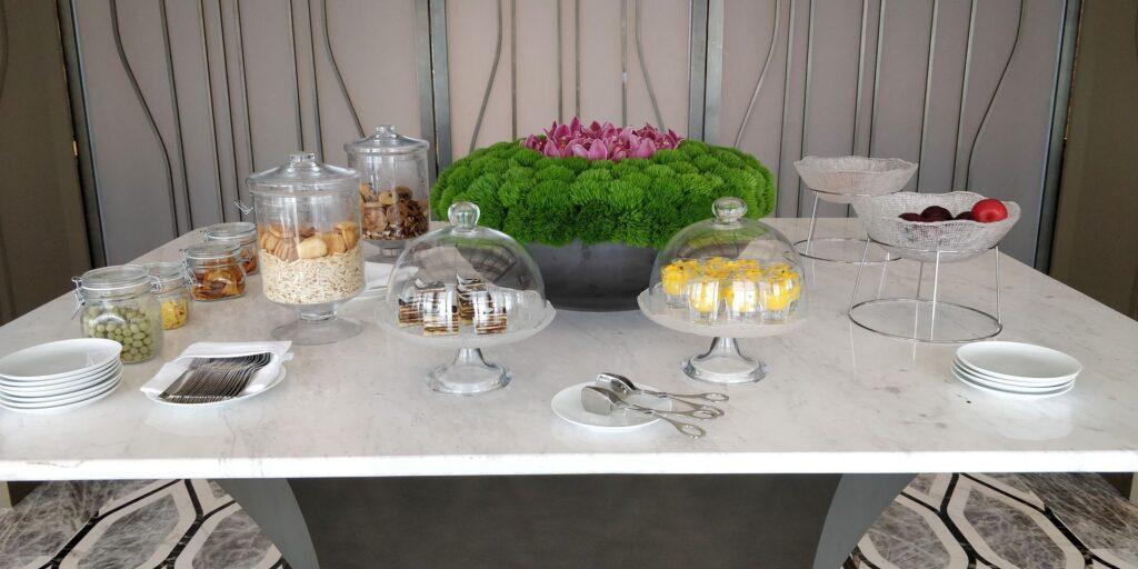Conrad Hangzhou Lounge Afternoon Tea