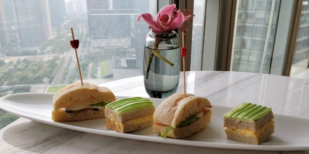Conrad Hangzhou Lounge Afternoon Tea 2