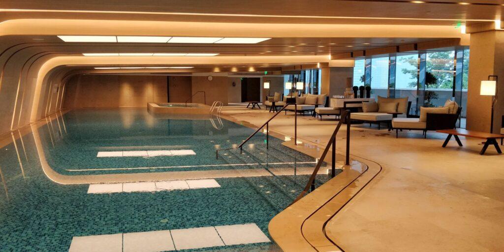Conrad Hangzhou Pool 3