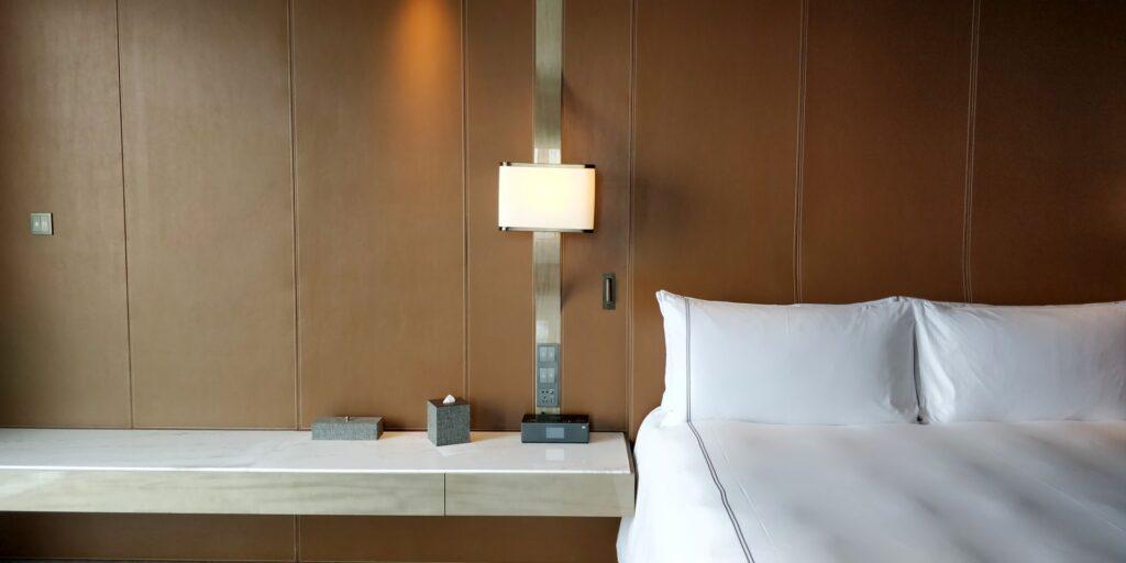 Conrad Hangzhou Suite Schlafzimmer 4