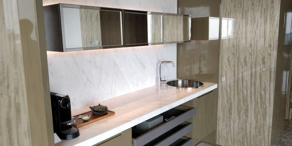 Conrad Hangzhou Suite Wohnzimmer 6