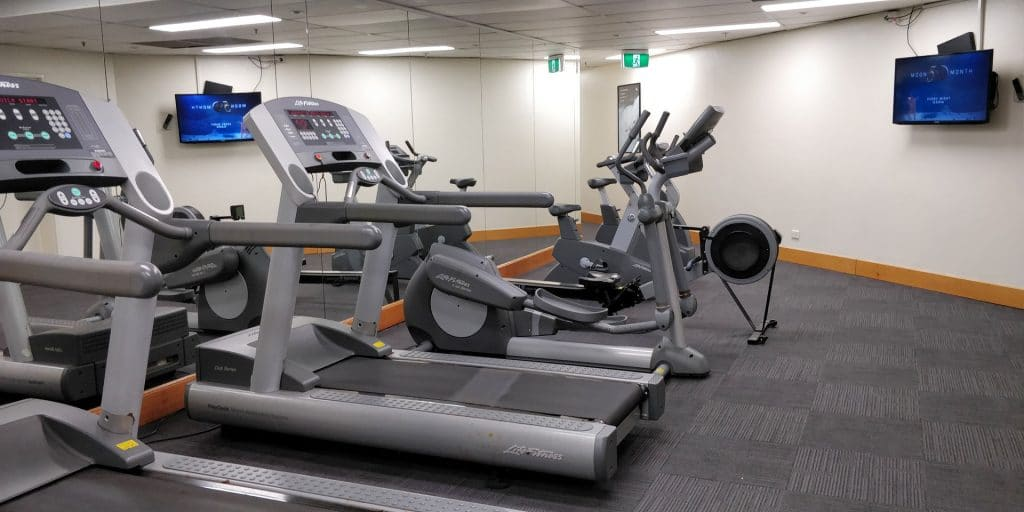 Crowne Plaza Surfers Paradise Fitness