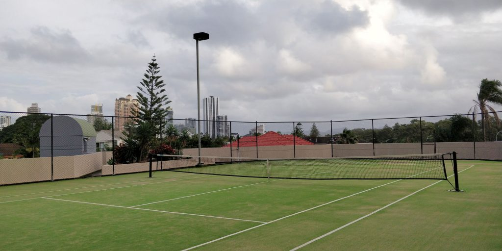 Crowne Plaza Surfers Paradise Tennis