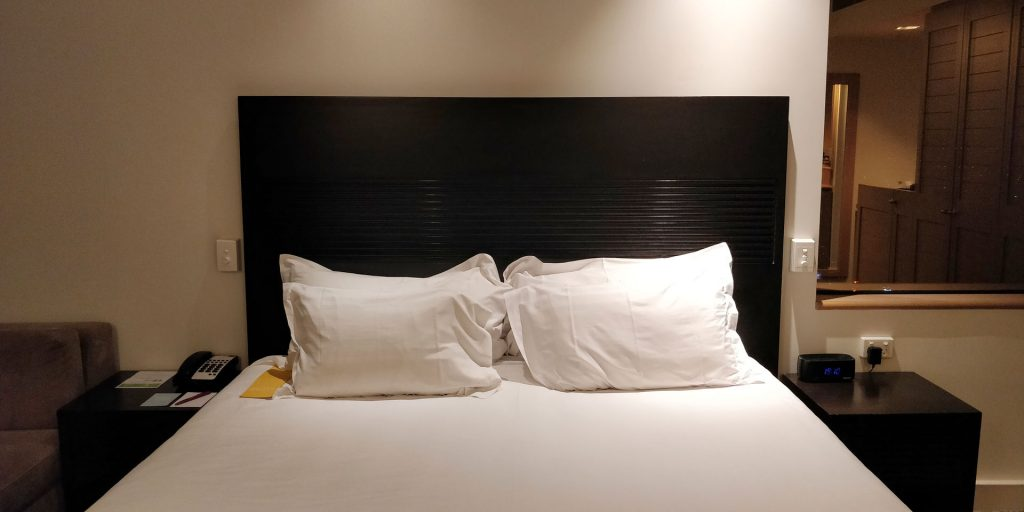 Crowne Plaza Surfers Paradise Zimmer 2