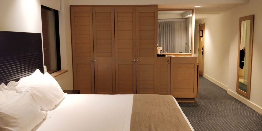 Crowne Plaza Surfers Paradise Zimmer 3
