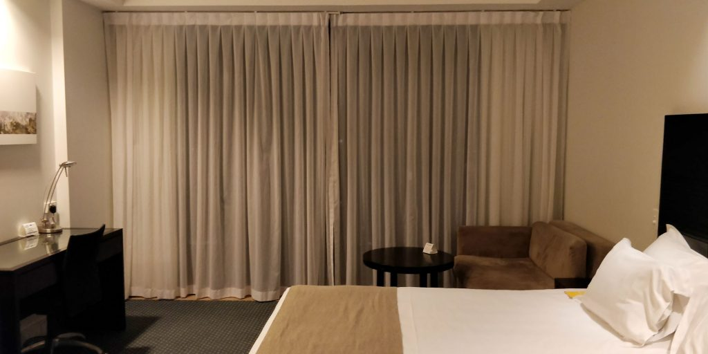Crowne Plaza Surfers Paradise Zimmer 5