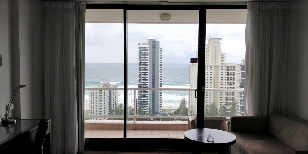 Crowne Plaza Surfers Paradise Zimmer 6