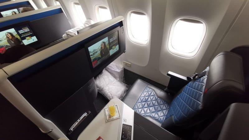 Delta One Suites Sitz