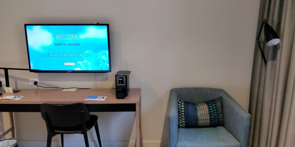 DoubleTree Melbourne Flinders Street Zimmer 4